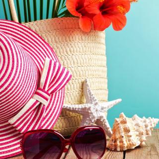 Summer Accessory Trends - Obrázkek zdarma pro 208x208