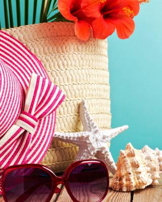 Summer Accessory Trends - Obrázkek zdarma pro 360x480