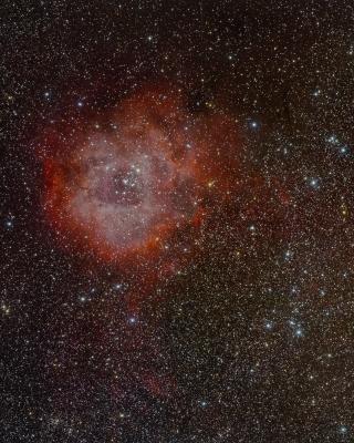 Andromeda Nebula - Obrázkek zdarma pro 132x176