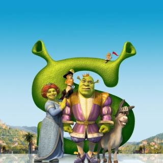 Shrek - Obrázkek zdarma pro iPad mini
