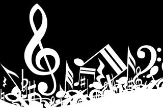 Music Background - Obrázkek zdarma pro Sony Xperia C3