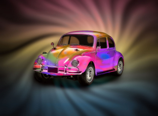 Beetle Picture for Android, iPhone and iPad