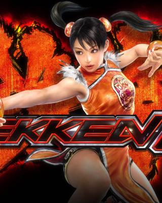 Tekken 6 Game - Obrázkek zdarma pro Nokia Lumia 520