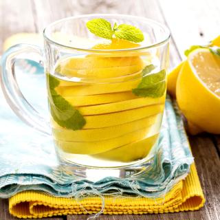 Lemon Water - Obrázkek zdarma pro 128x128