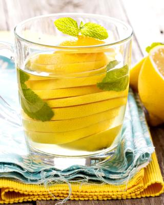 Lemon Water - Obrázkek zdarma pro 640x960