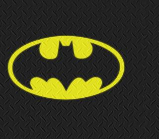 Batman Logo - Obrázkek zdarma pro 208x208