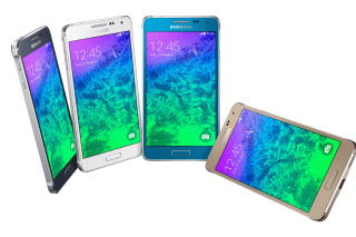 Samsung Galaxy Alpha Picture for Android, iPhone and iPad