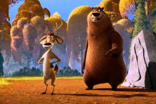Open Season 3 Scared Silly Picture for Android, iPhone and iPad