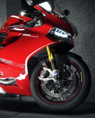 Ducati 1199 - Obrázkek zdarma pro Nokia Asha 308