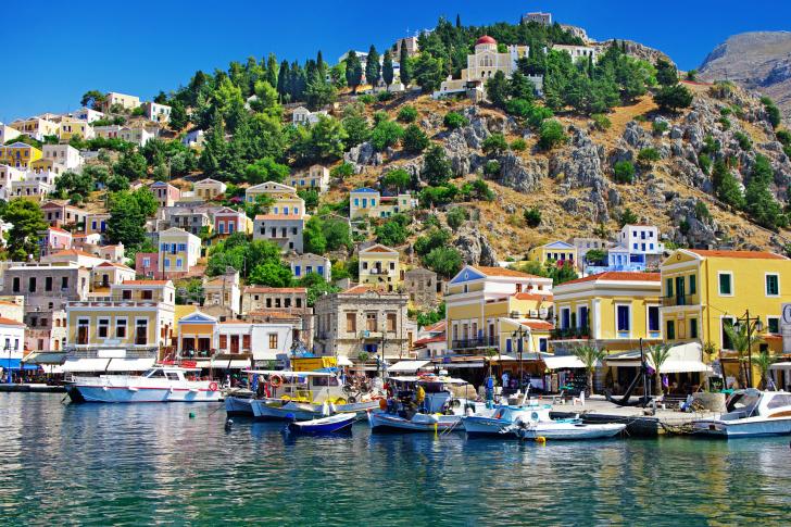 Greece wallpaper