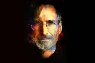 Steve Jobs - Obrázkek zdarma pro Sony Xperia Tablet S