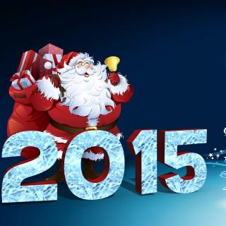 New Year 2015 - Obrázkek zdarma pro 1024x1024