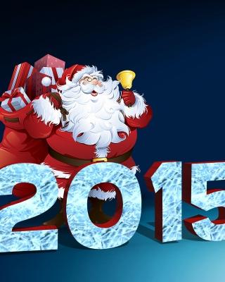 New Year 2015 - Obrázkek zdarma pro Nokia X1-00