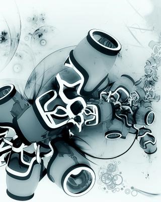 Rendering 3D Model - Obrázkek zdarma pro Nokia 5800 XpressMusic