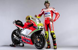 Valentino Rossi - Obrázkek zdarma pro Desktop Netbook 1366x768 HD