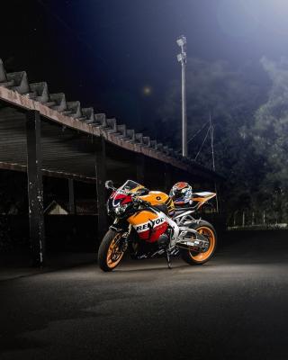 Honda CBR1000RR - Obrázkek zdarma pro Nokia Asha 308