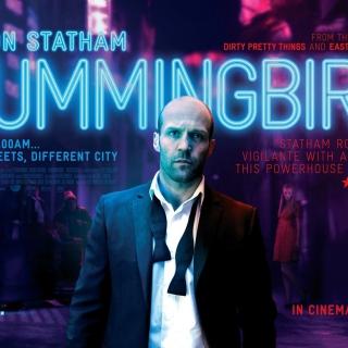 Jason Statham Hummingbird Movie - Obrázkek zdarma pro 320x320