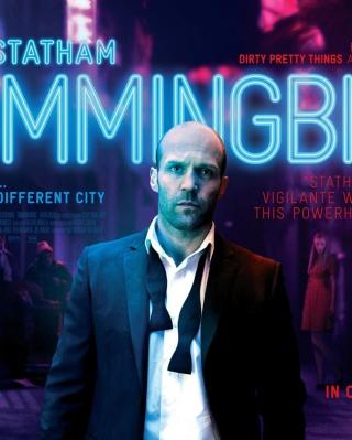 Jason Statham Hummingbird Movie - Obrázkek zdarma pro Nokia Asha 202