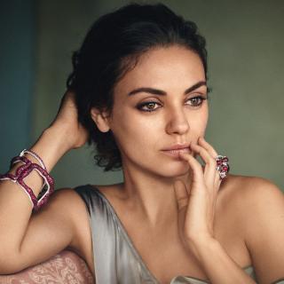 Mila Kunis American actress - Obrázkek zdarma pro 2048x2048