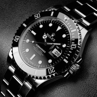 Titanium Watch Rolex - Obrázkek zdarma pro 320x320