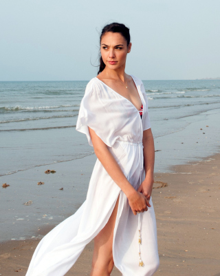 Gal Gadot Actress - Obrázkek zdarma pro iPhone 3G