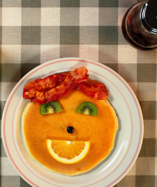 Kids Breakfast - Obrázkek zdarma pro Nokia Asha 308
