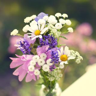 Bouquet of wildflowers - Obrázkek zdarma pro 2048x2048