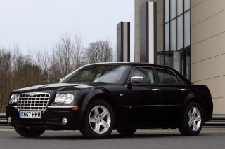 Chrysler 300C Wallpaper for Android, iPhone and iPad