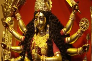 Goddess Durga - Obrázkek zdarma pro Google Nexus 5