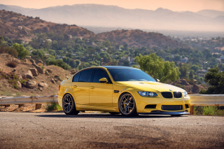 BMW M3 Wallpaper for Android, iPhone and iPad