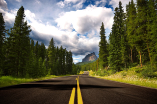 Road Photo Wallpaper for Android, iPhone and iPad