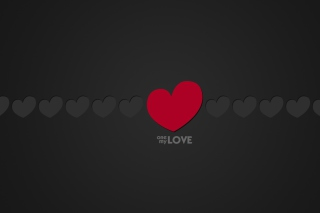 One My Love Picture for Android, iPhone and iPad