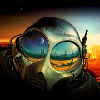 Sci Fi Apocalypse Fiction - Obrázkek zdarma pro iPad