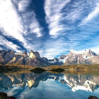 Chilean Patagonia - Obrázkek zdarma pro iPad Air