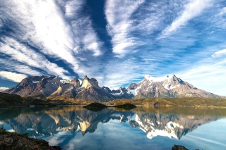 Chilean Patagonia Background for Android, iPhone and iPad