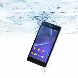 Sony Xperia Z2 Underwater - Obrázkek zdarma pro 320x320