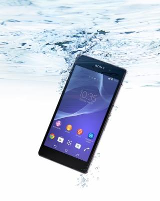 Sony Xperia Z2 Underwater - Obrázkek zdarma pro Nokia C2-00
