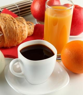 Breakfast With Bagel - Obrázkek zdarma pro Nokia X7