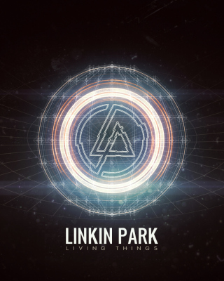Linkin Park - Obrázkek zdarma pro 480x800