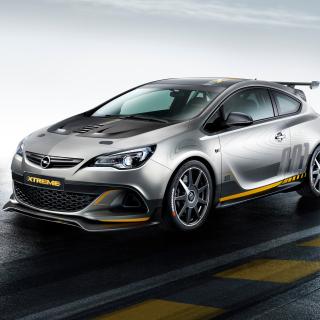 Opel Astra OPC Extreme - Obrázkek zdarma pro iPad