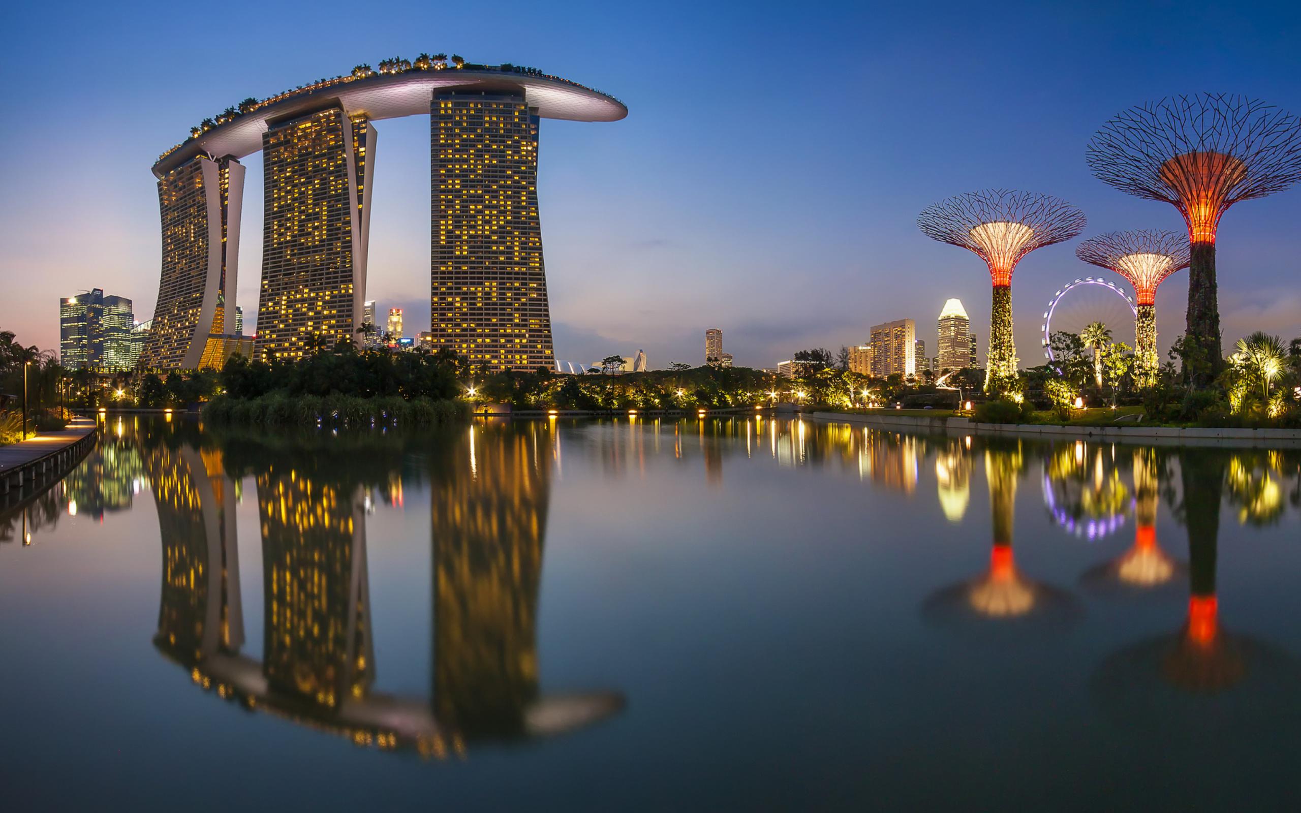 страны архитектура Сингапур отель  № 941389 бесплатно