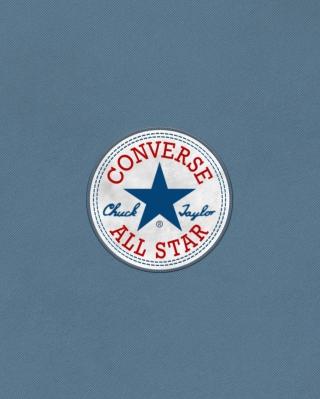 Converse Logo - Obrázkek zdarma pro iPhone 5