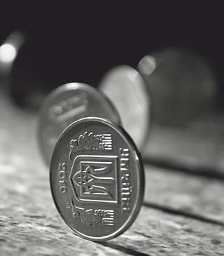 Ukrainian Coins - Obrázkek zdarma pro iPhone 4S
