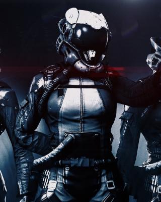 Cyborgs in Helmets - Obrázkek zdarma pro Nokia Lumia 720
