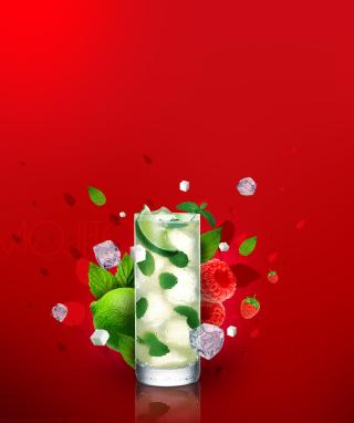 Bacardi Mojito - Obrázkek zdarma pro Nokia Asha 501