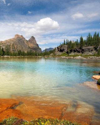 Banff & Jasper National Parks, Canada - Obrázkek zdarma pro 132x176