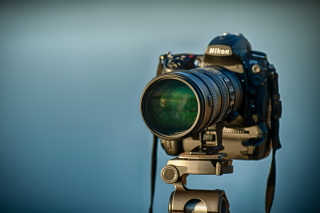 Nikon D700 Background for Android, iPhone and iPad