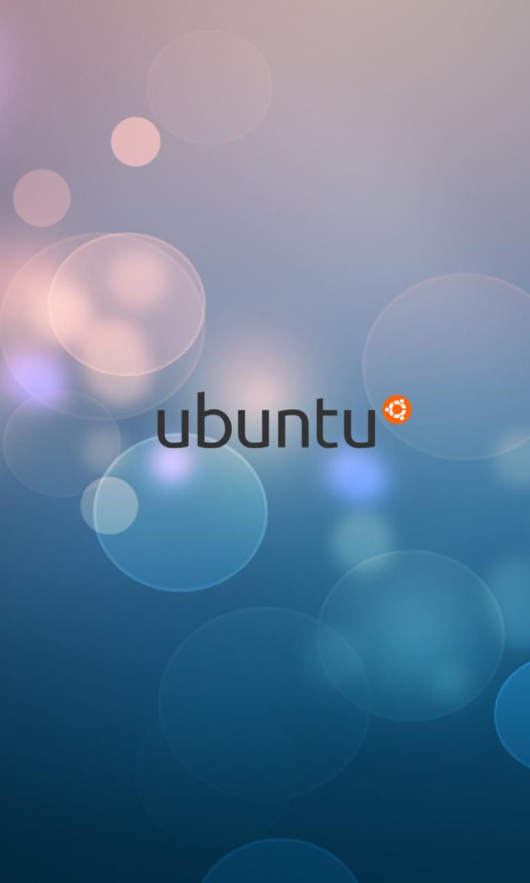 Ubuntu linux fondos de pantalla gratis para 768x1280 for Fondo de pantalla ubuntu