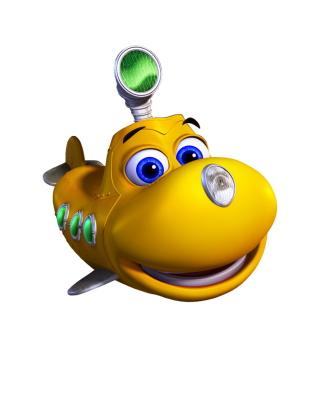 Happy Little Yellow Submarine - Obrázkek zdarma pro Nokia C5-06