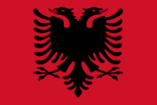 Free Flag Of Albania Picture for Android, iPhone and iPad